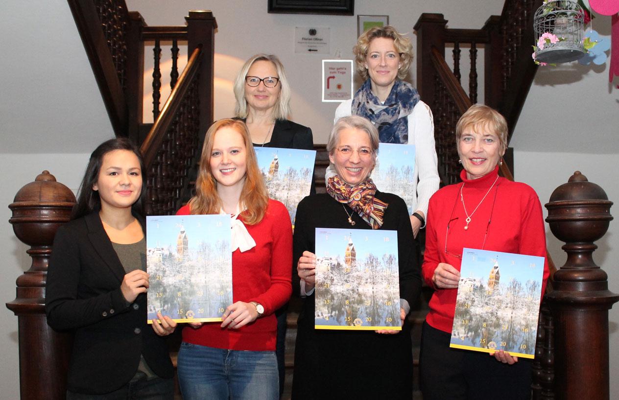 Spendenempfänger Lions Adventskalender